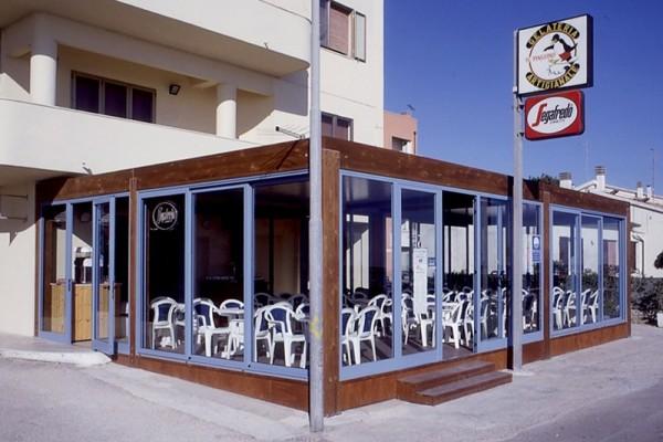 Bar in legno a Lucca e Toscana - La Pergola S.r.l.