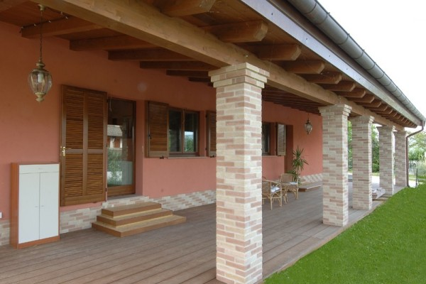 case in legno da 150 200 mq a lucca e toscana la pergola