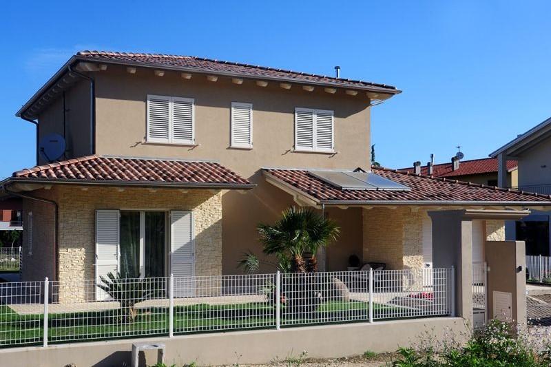 Casa in legno 100 mq free progetto mq perfect con progetto casa mq e attico antepost con con - Quanto costa costruire una casa al mq ...