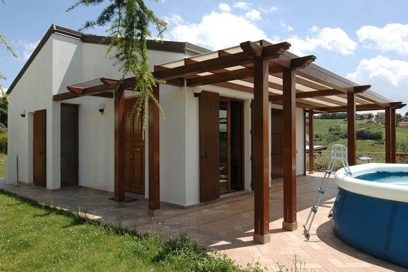 Case in legno fino a 100 mq a lucca e toscana la pergola for Case in legno 100 mq