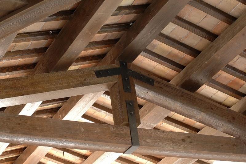 Favoloso Tetti in legno a Lucca e Toscana - La Pergola S.r.l. GN41